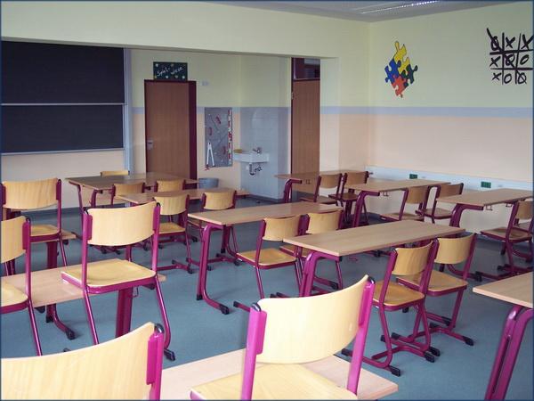 109 Unterrichtsraum